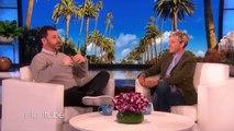 Ellen Surprises Jimmy Kimmel with a Dedication to His Son - The Ellen Show