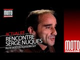 Moto Expresso - Film Burn Out, rencontre avec Serge Nuques