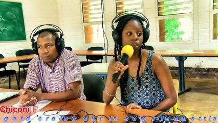 Chiconi FM TV - Regard croisé sur la semi industrialisation du mataba