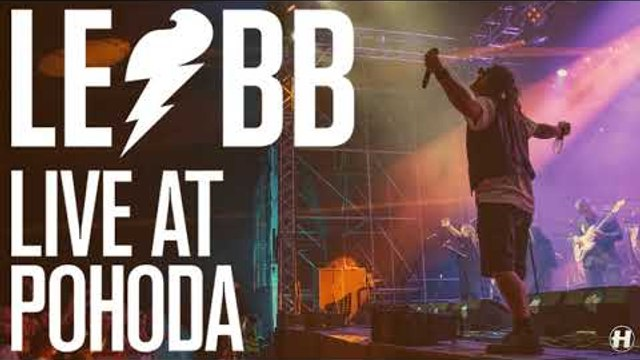 London Elektricity Big Band - Hanging Rock (Live At Pohoda)