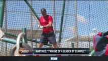 J.D. Martinez On Joining The Boston Red Sox