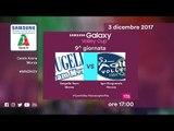 Monza - Novara | Highlights | 9^ Giornata | Samsung Galaxy Volley Cup 2017/18