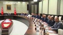 "Turkey says Dutch parties have same ""mindset"" despite election result"