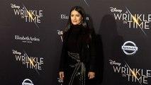 "Salma Hayek ""A Wrinkle in Time"" World Premiere"