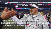 New Proposed NFL Rule May Be Due To Josh McDaniels