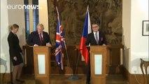 UK-EU rift widens as Boris Johnson snubs Trump meeting