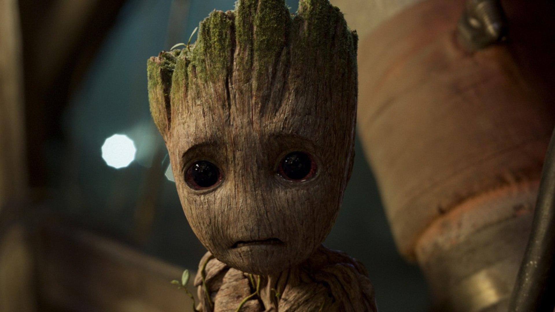 Guardians Director Reveals Baby Groot Is Groot's Son