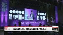 Video shows Japan's massacre of Korean sex slaves during WWII