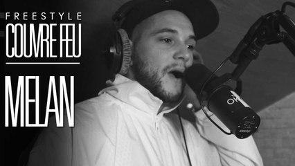 MELAN - Freestyle COUVRE FEU sur OKLM Radio