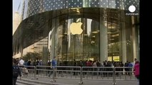Apple's Chinese apps fall victim to large-scale cyber attack
