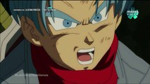 Black Goku Mata A Bulma Del Futuro - Dragon Ball Super En Canal 5 Mexico