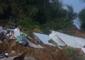 Five Homes Destroyed After Coastal Erosion Causes landslide in Cedros