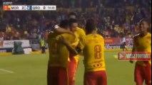Golazo  de Raúl Ruidíaz / Monarcas Morelia 2-0 Querétaro FC copa mx 2018