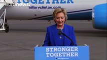 Clinton lashes back at Trump over his comments about Putin