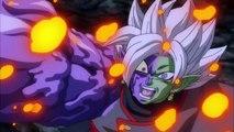 Vegetto vs Zamasu fusion Español Latino HD dragon ball super