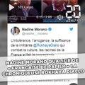 Nadine Morano qualifie de «Française de papier» la chroniqueuse Rokhaya Diallo