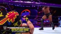 Cedric Alexander vs. TJP - Cruiserweight Title Tournament Quarterfinals- WWE 205 Live, Feb. 27, 2018