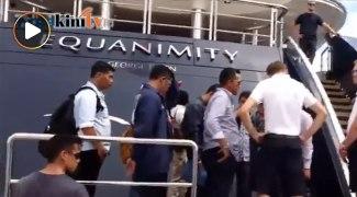 MetroTV siar kapal mewah Jho Low disita di Bali