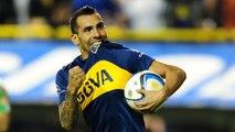Les trois golazos de Tevez depuis son retour à Boca