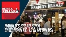 Harold's Bread buka cawangan ke-12 di Mydin USJ
