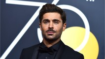 Zac Efron Finishes Filming Ted Bundy Movie