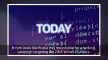Russia caught hacking Olympics | Engadget Today