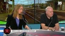 Le monde de Macron: Les syndicats temporisent la grève à  la SNCF - 28/02