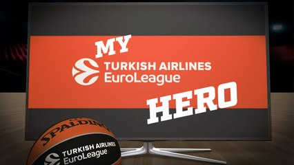 My EuroLeague Hero: Kyle Hines, CSKA Moscow
