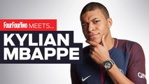 "Kylian Mbappe interview | ""Neymar is like a big brother to me"""