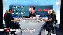 Le Grand Oral de Grand Corps Malade, slameur auteur-compositeur-interprète - 28/02