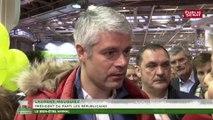 SIA : Laurent Wauquiez répond à Marine Le Pen