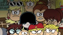 The Loud House S01E13 For Bros About to Rock + It's a Loud, Loud, Loud, Loud, House