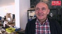 VIDEO. Saint-Benoît (86) : avant l'Asie, le chef étoilé Richard Toix vend son mobilier aux enchères