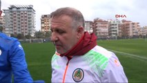 Aytemiz Alanyaspor Teknik Direktörü Bakkal Alanyaspor Kesinlikle Süper Lig'de Kalmalıdır