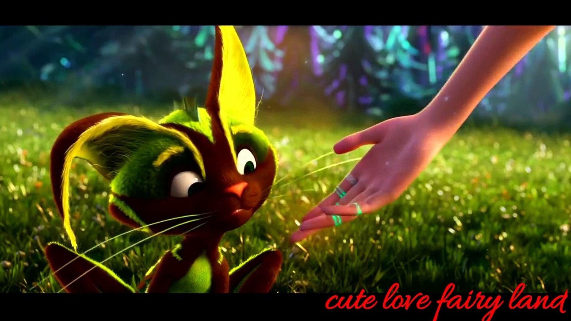 Animated Love Song Whatsapp Status Video 2018 Cute Love Fairy Land