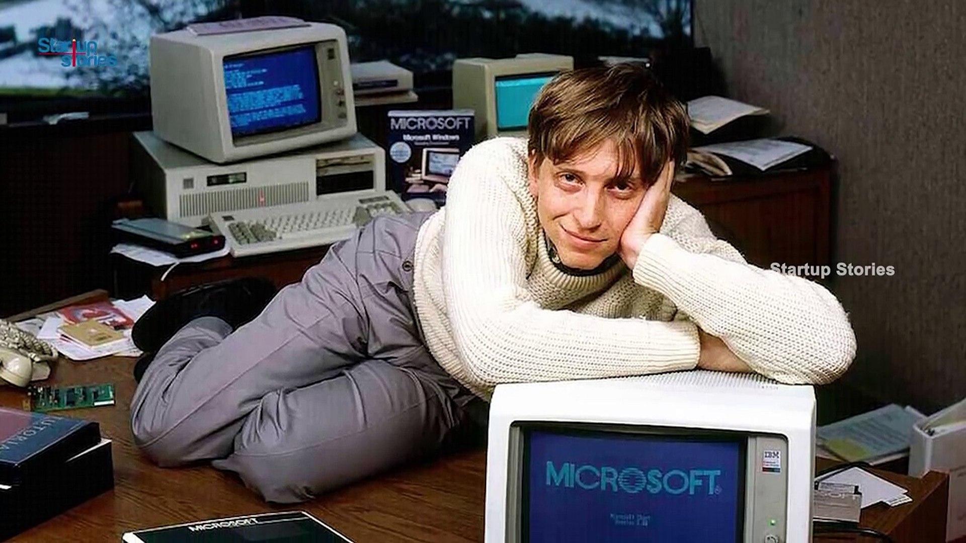 Bill Gates Motivational Videos _ Success Secrets _ Best Inspirational Speech _ Telugu Motivation