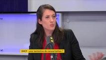 """Réforme de la #SNCF : """"On ne peut pas rester en l'état actuel. Les Français payent de plus en plus chers des transports qui sont de moins en moins de bonne qualité"""", considère Alexandra Dublanche, vice-présidente LR de la région Ile-de-France #TEP"""