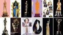 Oscars: Iconic Statuette Reimagined as a Woman   THR News