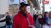 Gazetari u bën pyetje në lidhje me një shtet imagjinar nga një film, shikoni përgjigjet befasuese të amerikanëve (360video)