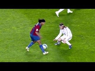 15 Jogadores Destruídos Por Ronaldinho e Messi