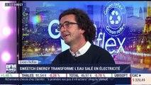 Green Reflex: Sweetch Energy transforme l'eau salée en électricité - 28/02
