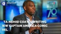 Ta-Nehisi Coates Writing New Captain America Comic for Marvel