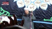 بالفيديو .. الشيخ ياسين التهامى أحيا الليلة الختامية لمولد السيدة نفيسة وسط أجواء عصيبة