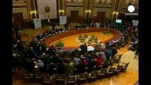 Egypt's Sisi says blame for death of Italian student Giulio Regeni based on rumours