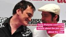 Brad Pitt And Leonardo DiCaprio Will Star In Quentin Tarantino's New Film
