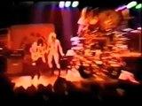 Paul Gilbert with Racer X - Hammer Away live