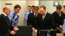 Norway's mass killer Anders Breivik sues his jailers for violating his human rights