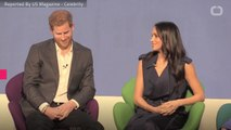 Meghan Markle Says She's Bonding With The Royals