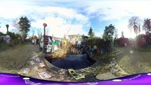 360° video: Explore the fantastical Abode of Chaos art museum