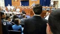 US: Former drug exec goes silent at medicine prices hearing
